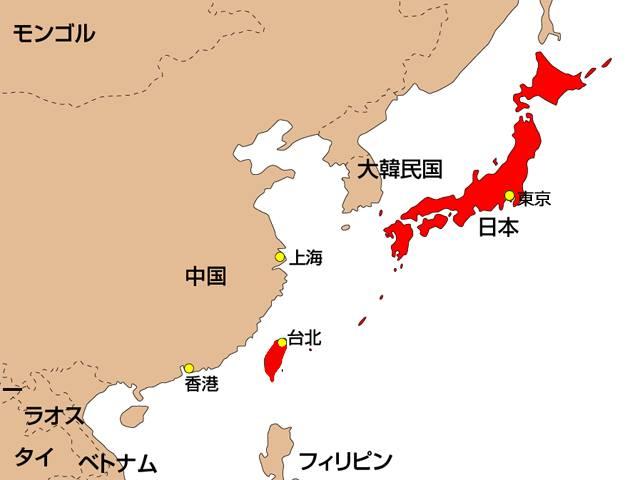 如果臺灣現在還是日本的話