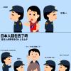 台湾人有困難時、扮日本人找警察幫忙比較好。