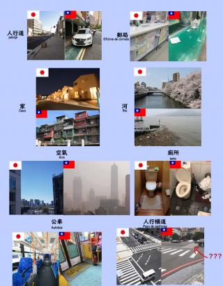■日本V台湾的差異 Japan vs Taiwan